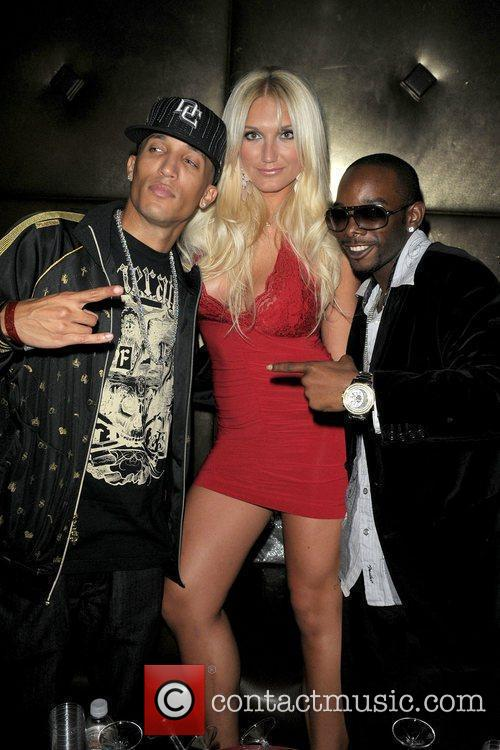 Stack$, Brooke Hogan and Urban Mystic All Star...