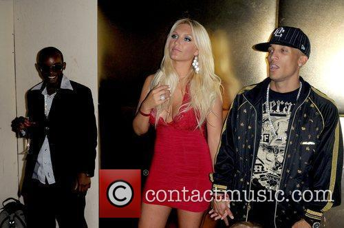 Urban Mystic, Brooke Hogan and Stack$ All Star...