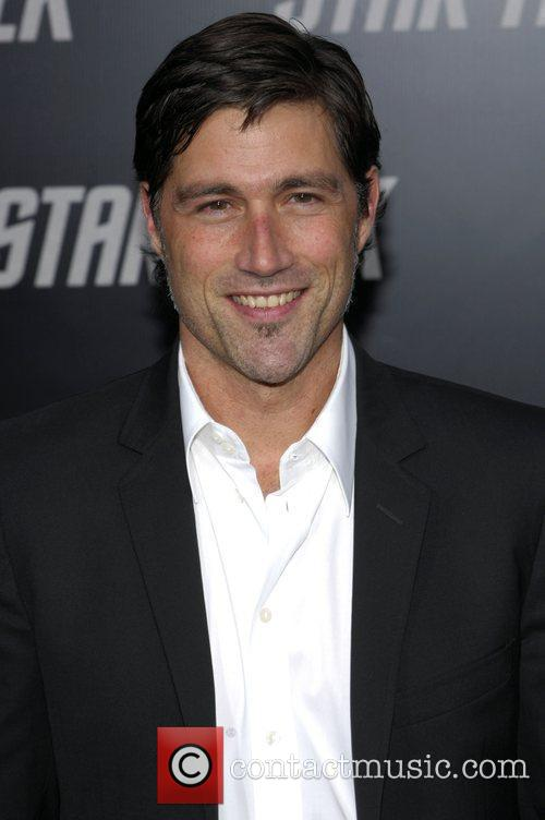 Matthew Fox and Star Trek 1