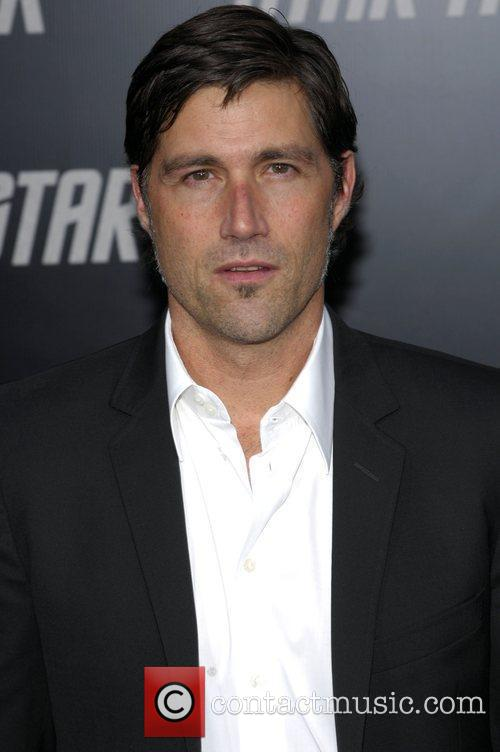 Matthew Fox and Star Trek 2