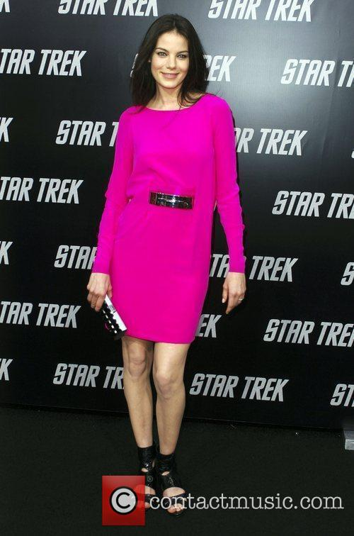 Michelle Monaghan and Star Trek 2