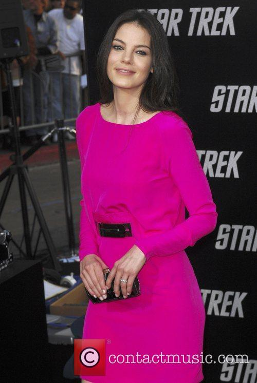 Michelle Monaghan and Star Trek 3