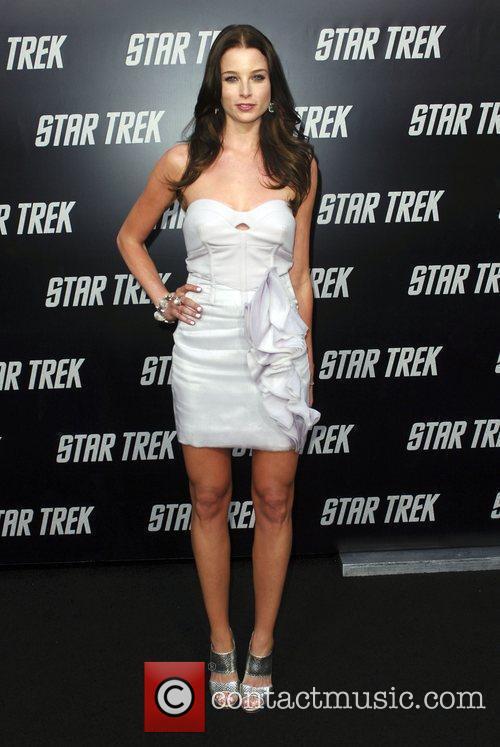 Rachel Nichols and Star Trek 5