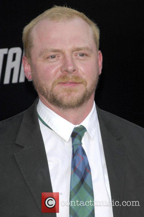 Simon Pegg and Star Trek 1