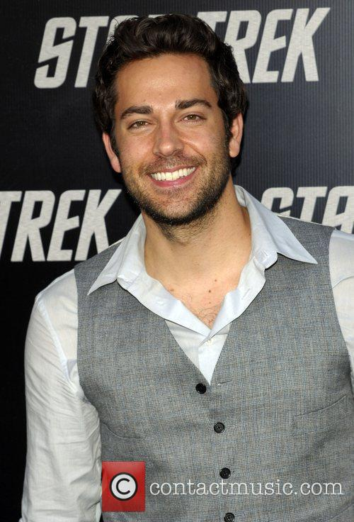 tyler perry star trek cameo. Zachery Levi and Star Trek