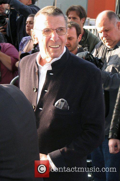 Los Angeles Premiere of 'Star Trek' at Grauman's...