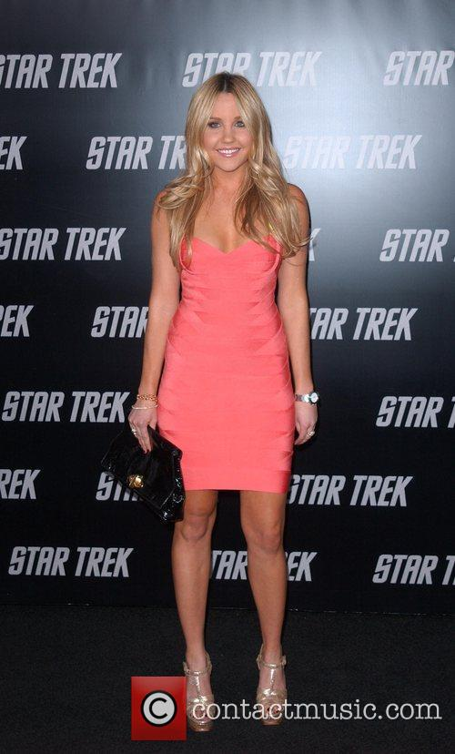 Amanda Bynes and Star Trek 2