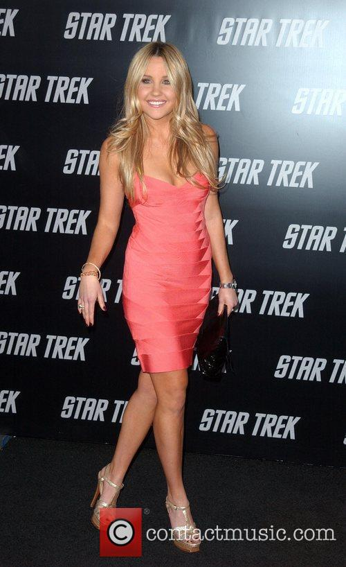 Amanda Bynes and Star Trek 3