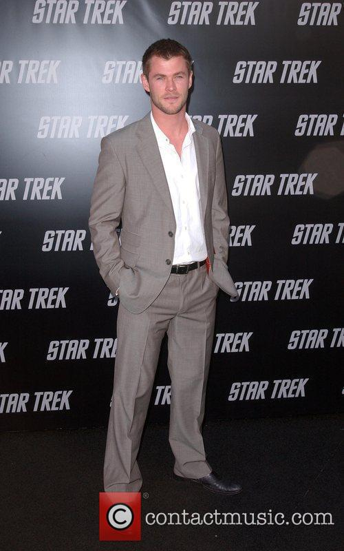 Chris Hemsworth and Star Trek 1