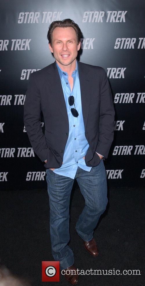 Christian Slater and Star Trek 2