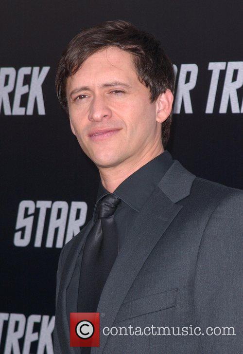 Clifton Collins Jr., Clifton Collins Jr and Star Trek 2