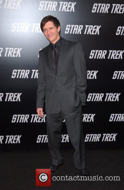 Clifton Collins Jr., Clifton Collins Jr and Star Trek 3
