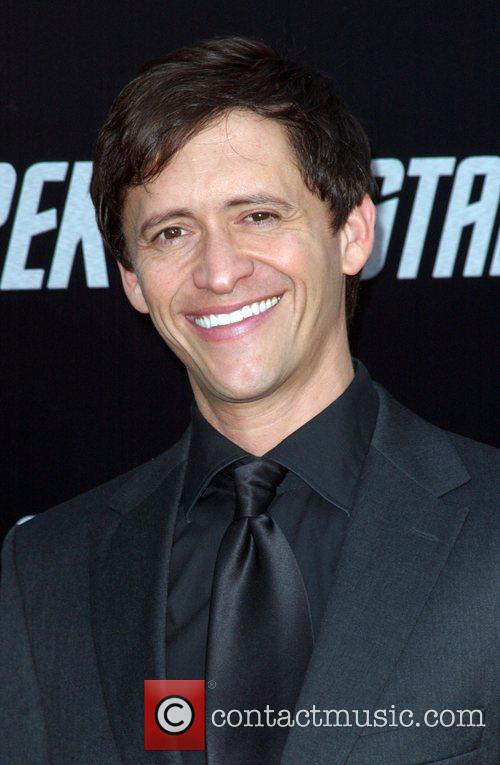 Clifton Collins Jr., Clifton Collins Jr and Star Trek 1