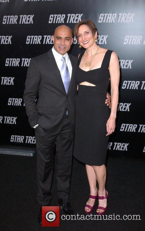 Faran Tahir and Star Trek