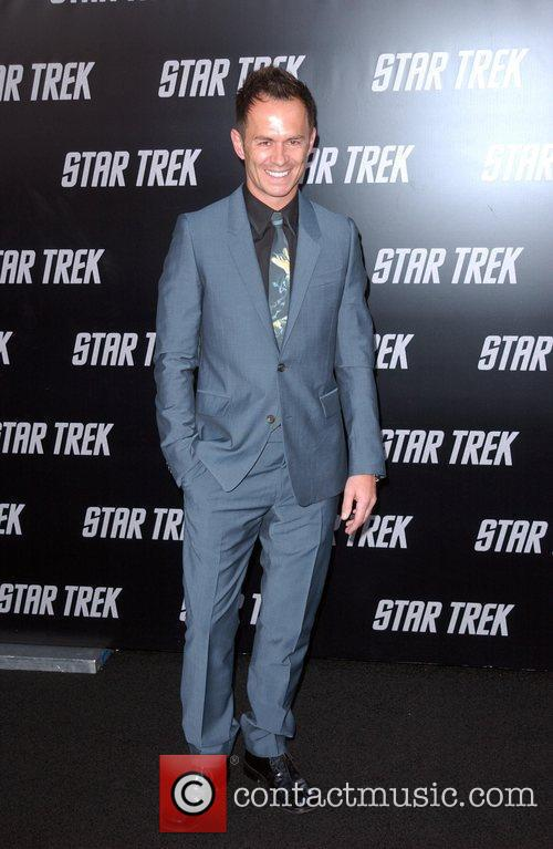 Greg Ellis and Star Trek 3