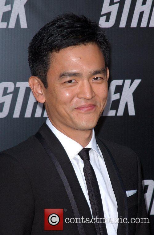 John Cho and Star Trek 2