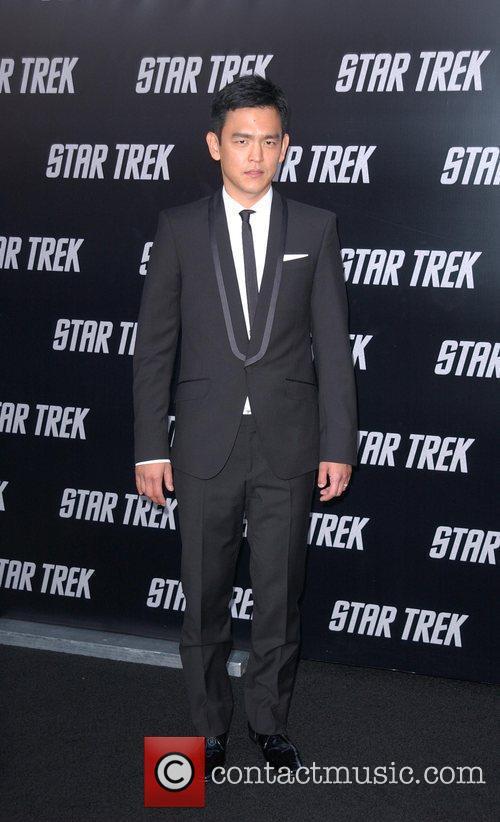 John Cho and Star Trek 3
