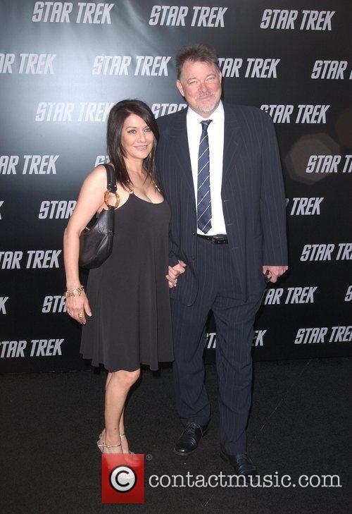 Marina Sirtis and Star Trek 1