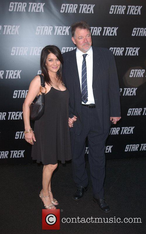 Marina Sirtis and Star Trek 2