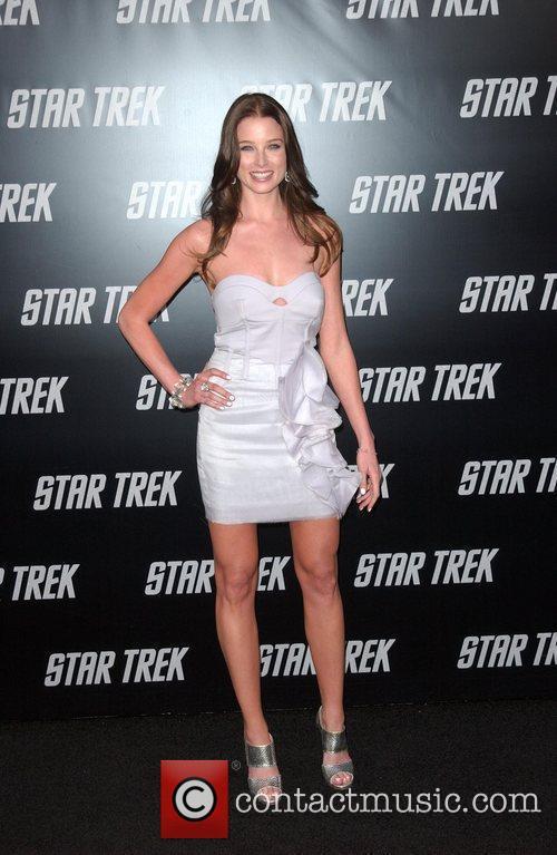 Rachel Nichols and Star Trek 3