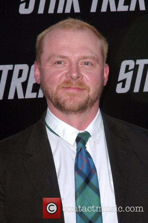 Simon Pegg and Star Trek 2