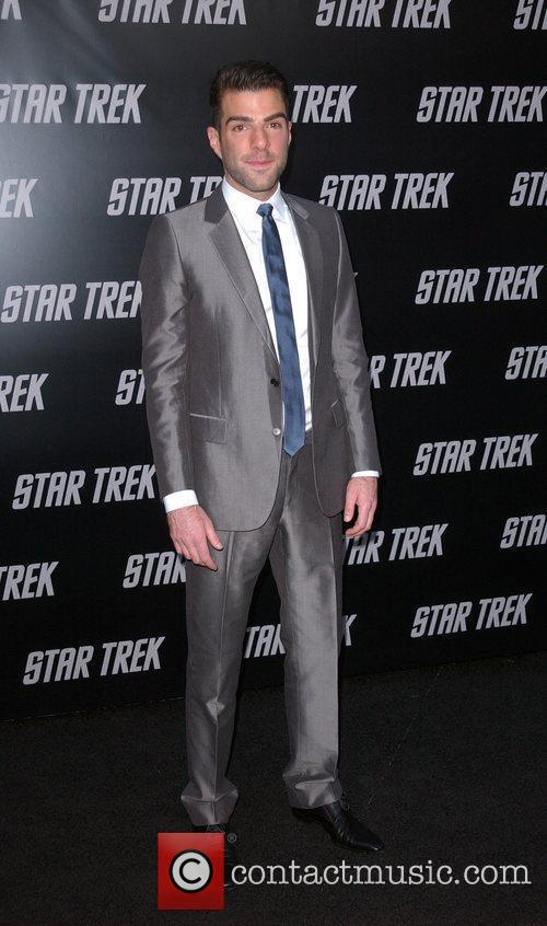 Los Angeles Premiere of Star Trek - Arrivals
