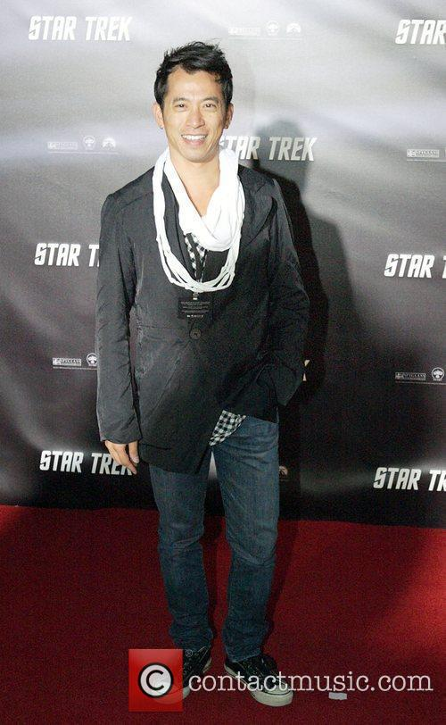 Bowie Wong World premiere of J.J. Abrams 'Star...