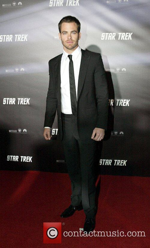 Chris Pine and Star Trek 5