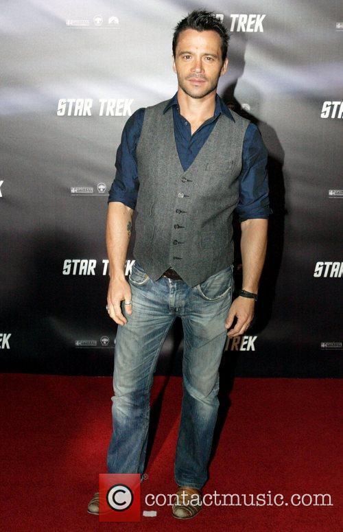 Damian Walshe-Howling World premiere of J.J. Abrams 'Star...