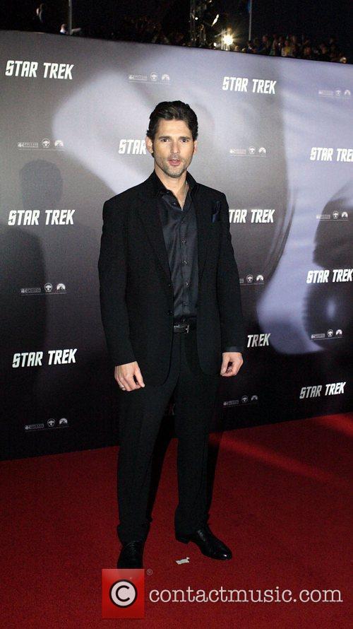 Eric Bana and Star Trek 6