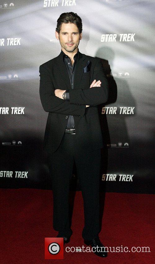Eric Bana and Star Trek 1