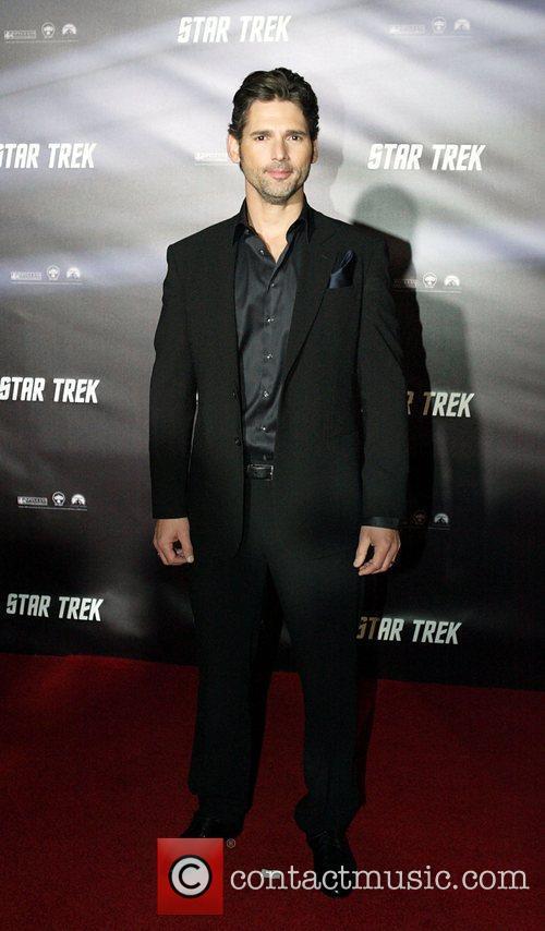Eric Bana and Star Trek 7