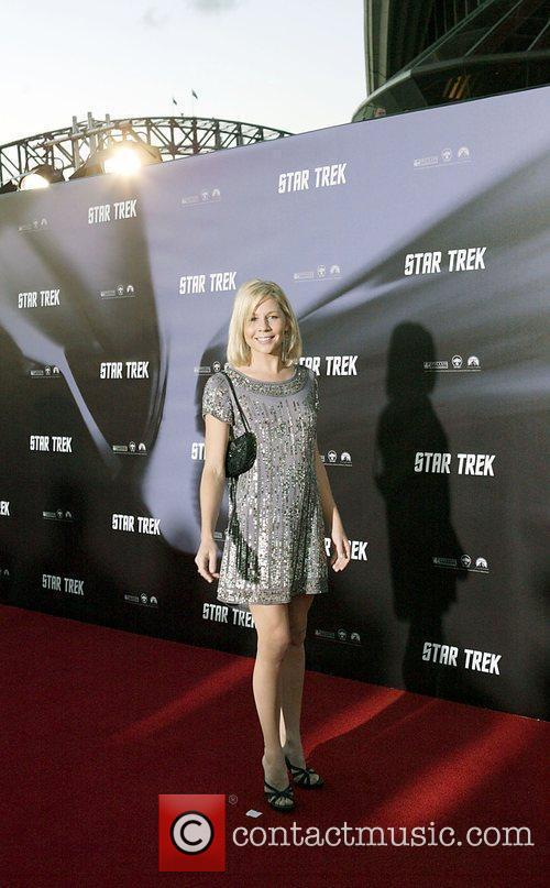 Gigi Edgley and Star Trek 10