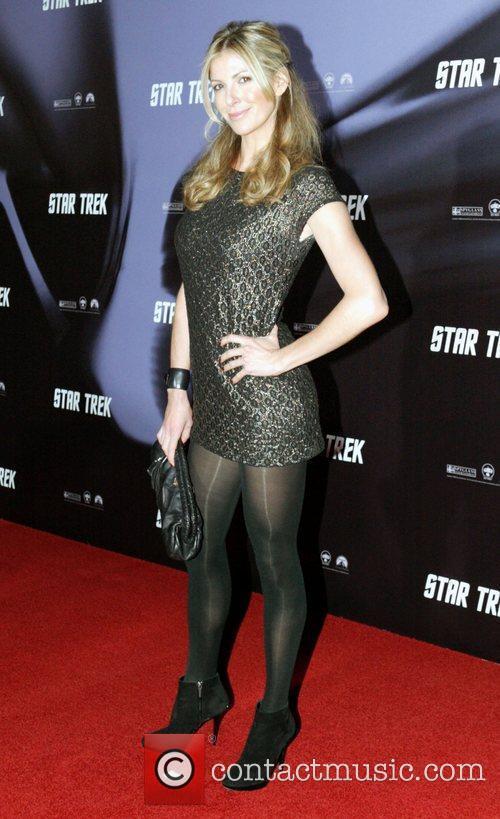 Laura Csortan World premiere of J.J. Abrams 'Star...