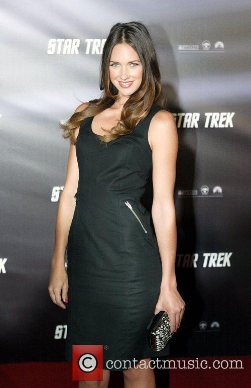 Nikki Phillips World premiere of J.J. Abrams 'Star...