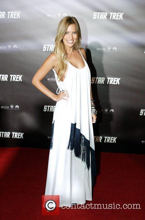 Renee Bargh and Star Trek 1