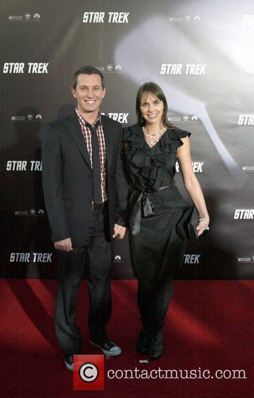 Rove Mcmanus and Star Trek 1
