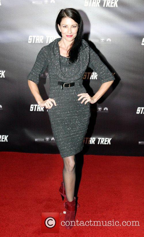 Simmone Jade Mackinnon and Star Trek 3