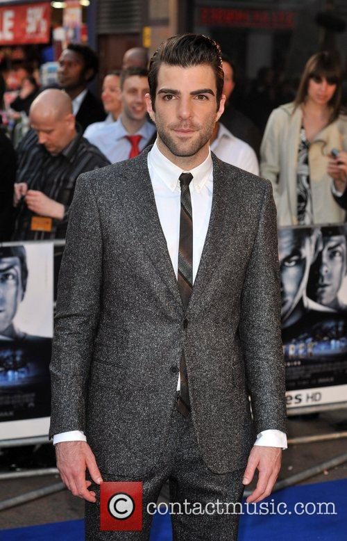 Zachary Quinto and Star Trek 2