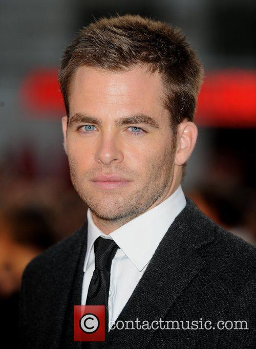 Chris Pine and Star Trek 3