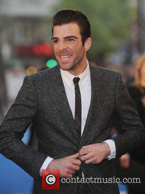 Zachary Quinto, Star Trek, Empire Leicester Square