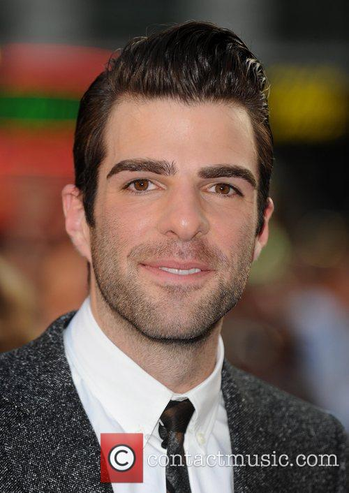 Zachary Quinto and Star Trek 7