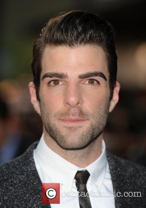 Zachary Quinto and Star Trek 6
