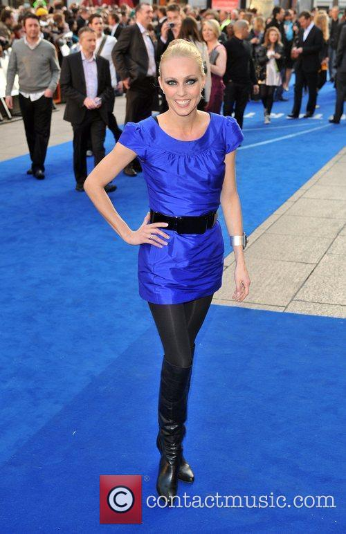 Camilla Dallerup and Star Trek 5