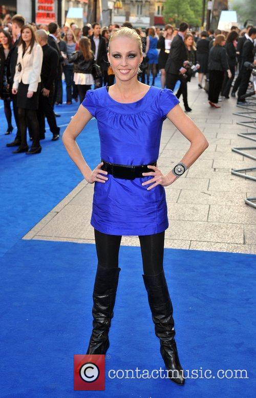 Camilla Dallerup and Star Trek 1