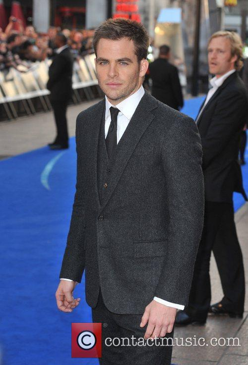 Chris Pine and Star Trek 1