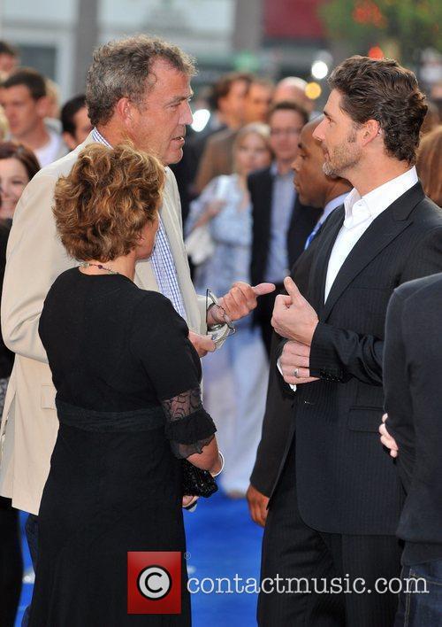Eric Bana, Jeremy Clarkson and Star Trek 7