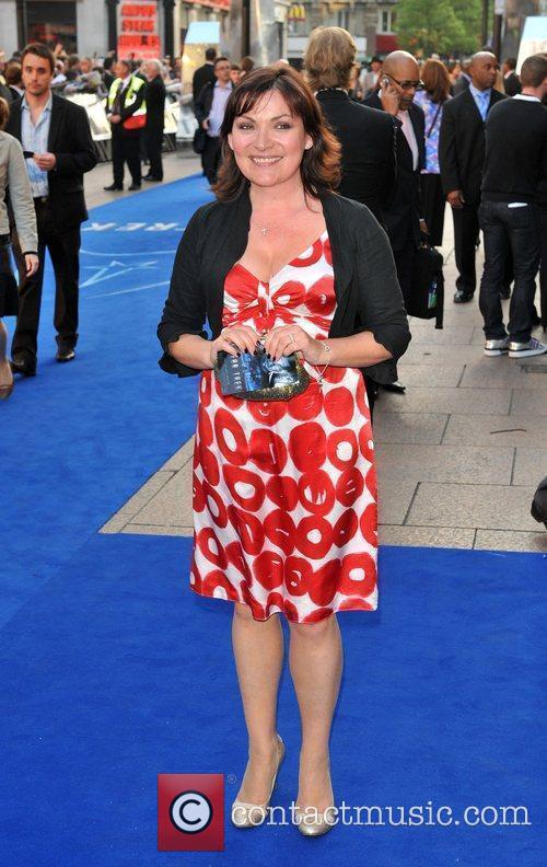 Lorraine Kelly and Star Trek 6