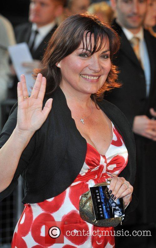 Lorraine Kelly and Star Trek 1