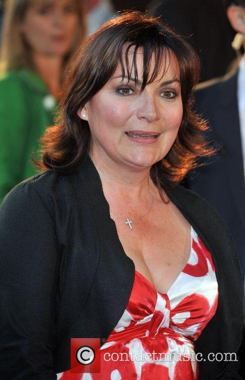 Lorraine Kelly and Star Trek 4